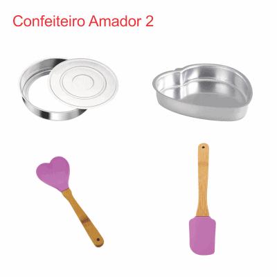 Foto 1 - Combo Confeiteiro Amador 2