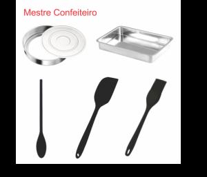 Foto1 - Combo Mestre Confeiteiro