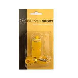 Foto 1 - Apito Plástico Para Competição Amarelo Convoy Sports