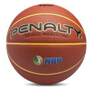 Foto1 - Bola Penalty Basquete 7.8 Crossover Original
