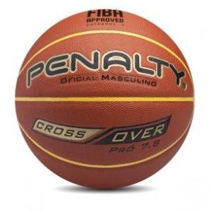Foto2 - Bola Penalty Basquete 7.8 Crossover Original