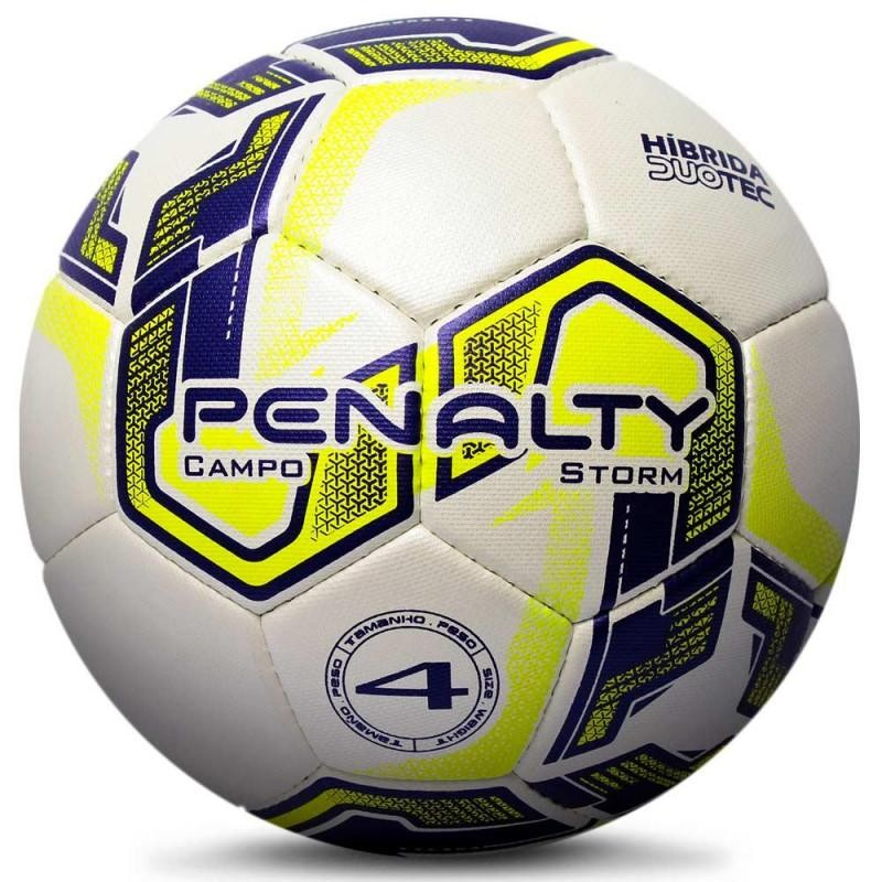 Foto 1 - Bola Penalty Campo Storm N4 Duotec BC RX AM