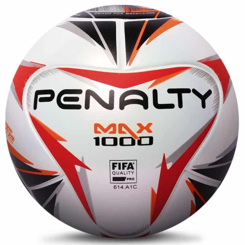 Foto 1 - Bola Penalty Futsal Max 1000 Original