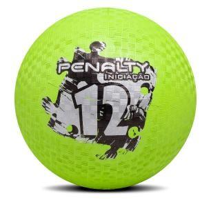 Foto 1 - Bola Iniciação T12 Verde Penalty