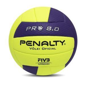 Foto 1 - Bola Penalty Volei 8.0 Original