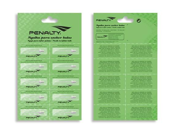 Foto 1 - Kit Agulha ( 10 unidades ) - Penalty