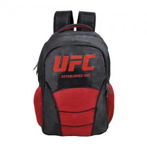 Foto1 - Mochila UFC b01 7420 Preta e vermelha
