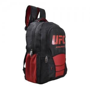 Foto3 - Mochila UFC b01 7420 Preta e vermelha
