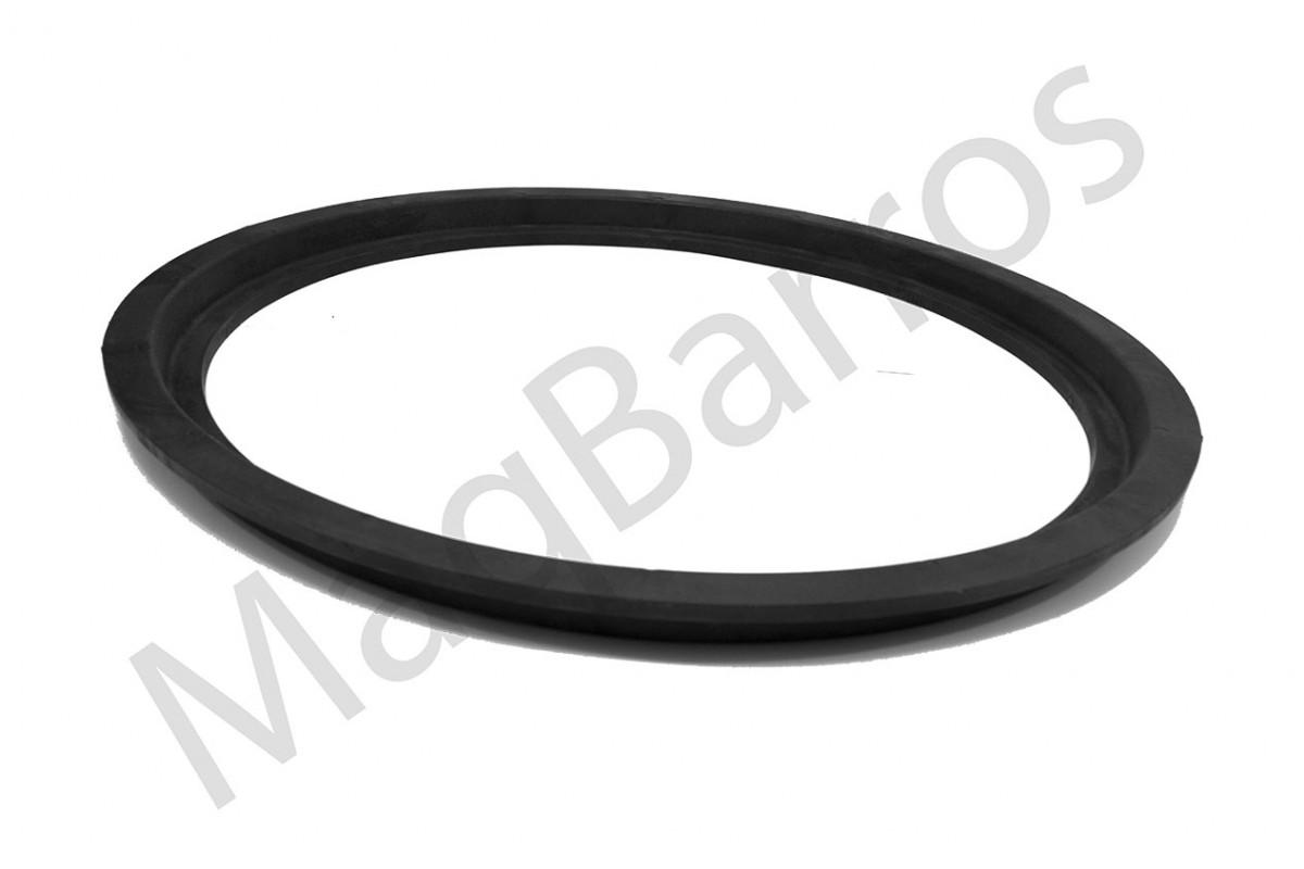 Foto3 - Anel de tubo macho/fêmea - (Embalagem com 10 un.)