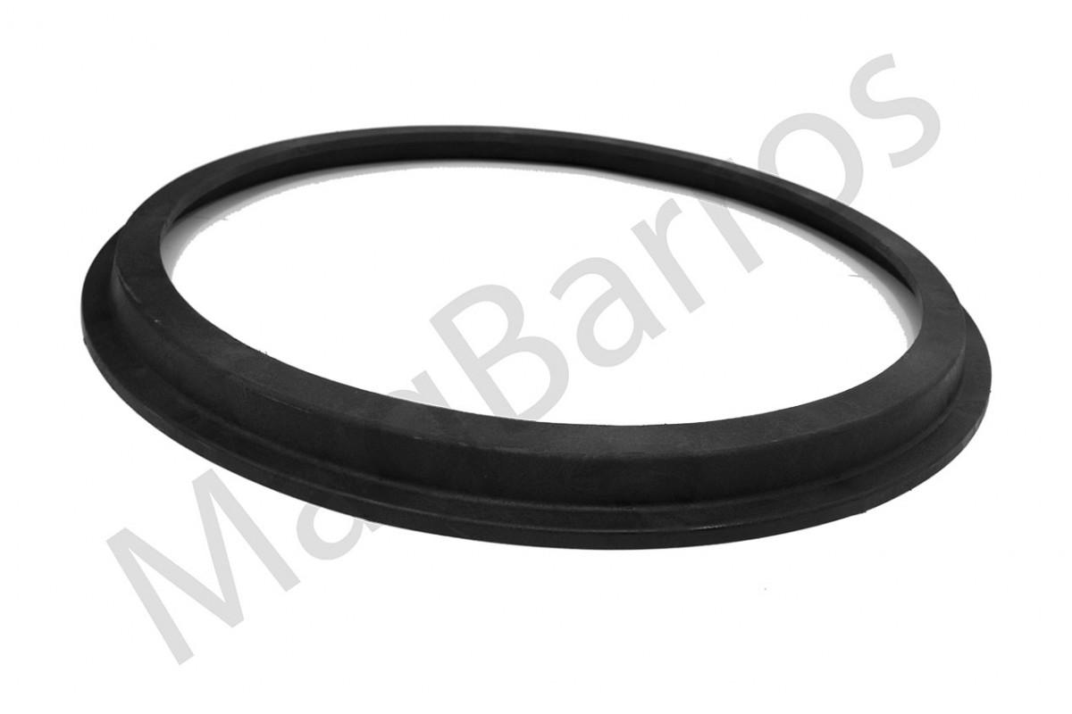 Foto4 - Anel de tubo macho/fêmea - (Embalagem com 10 un.)