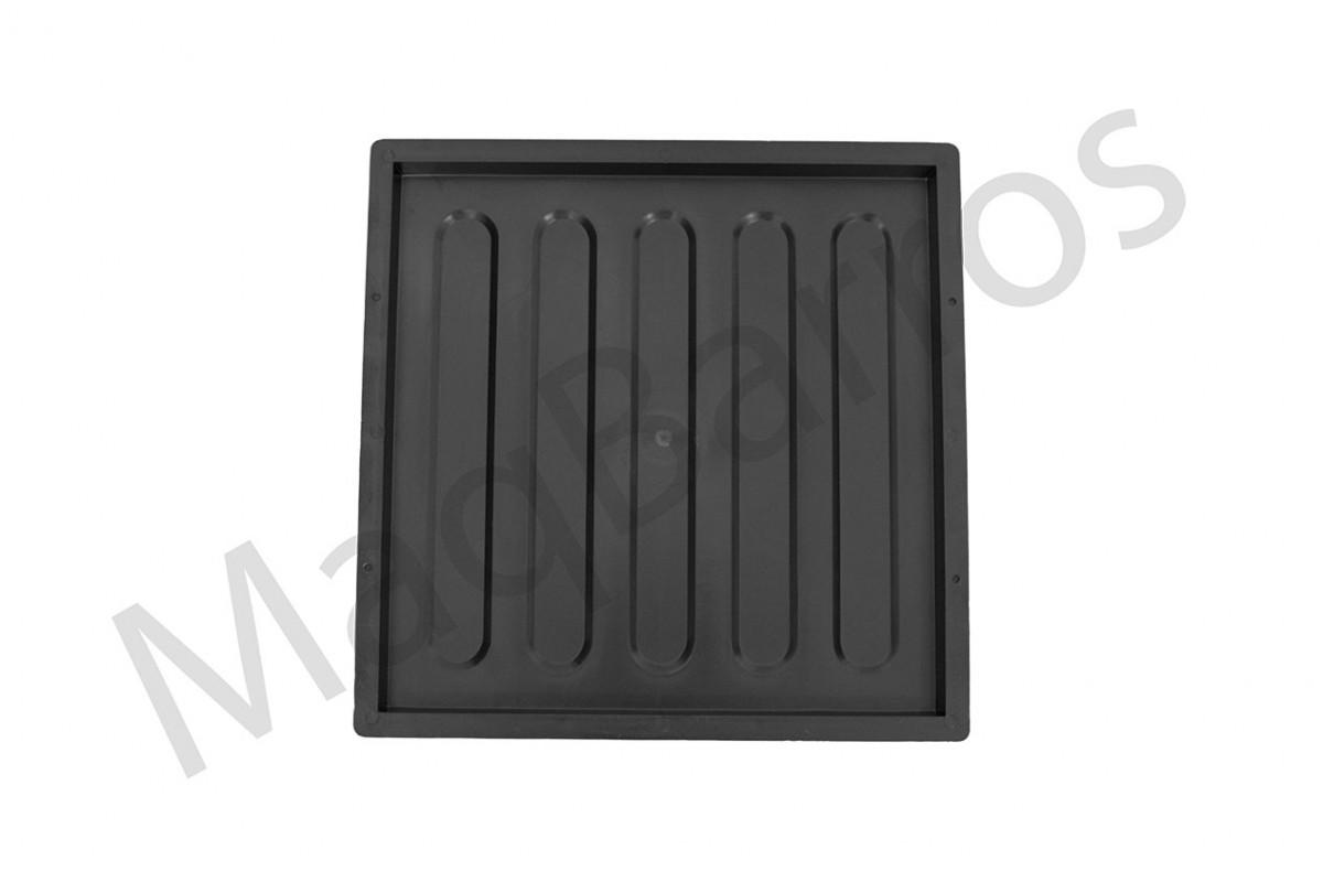 Foto 1 - Piso tátil direcional - (Embalagens com 10, 40 ou 50 un.)