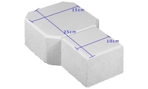 Foto3 - Raquete simples e tripla - (Embalagem com 10 un.)