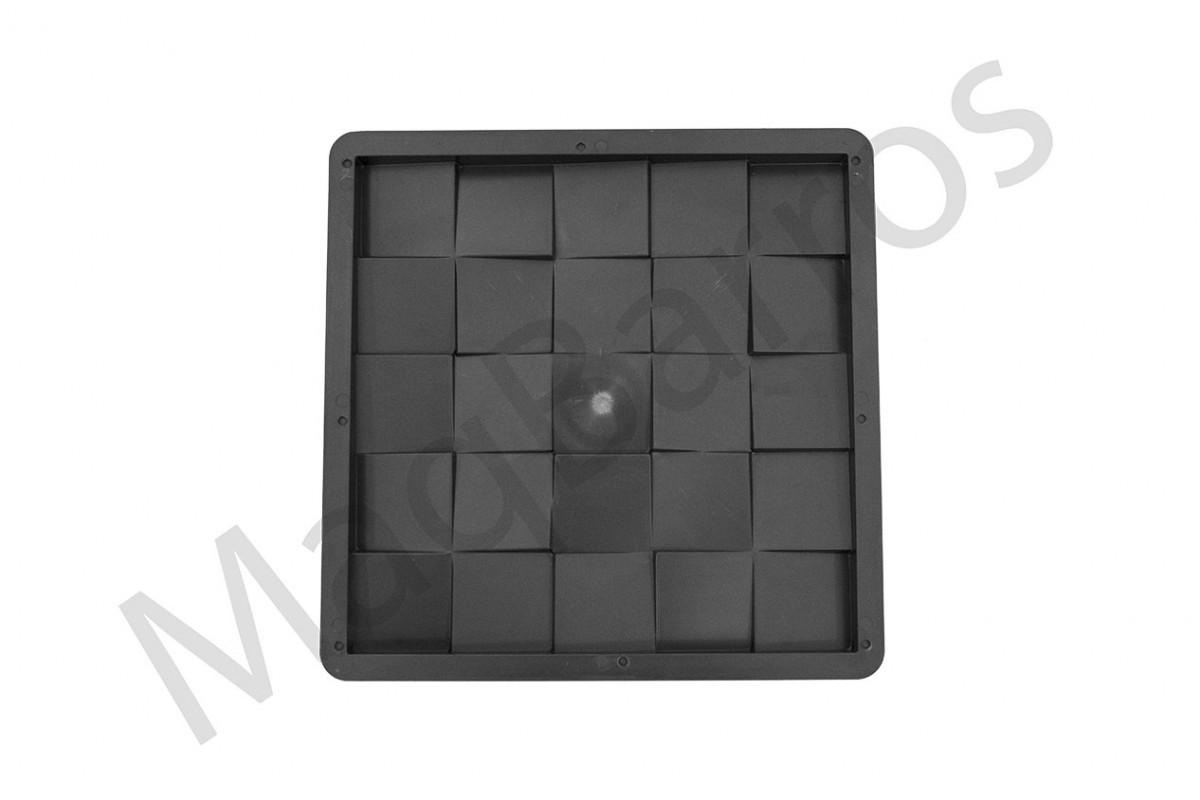 Foto 1 - Revestimento de parede 3D
