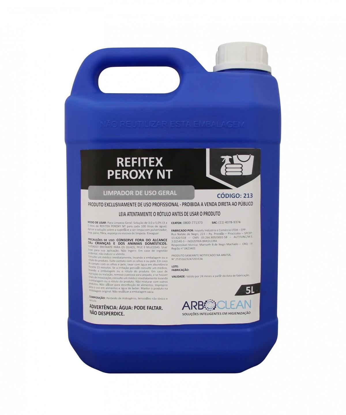 Imagem do produto REFITEX PEROXY NT
