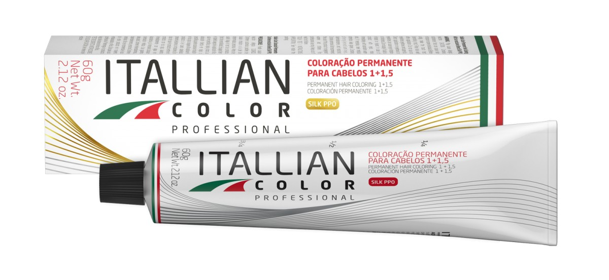 Foto2 - Coloração Itallian Color Professional 60g