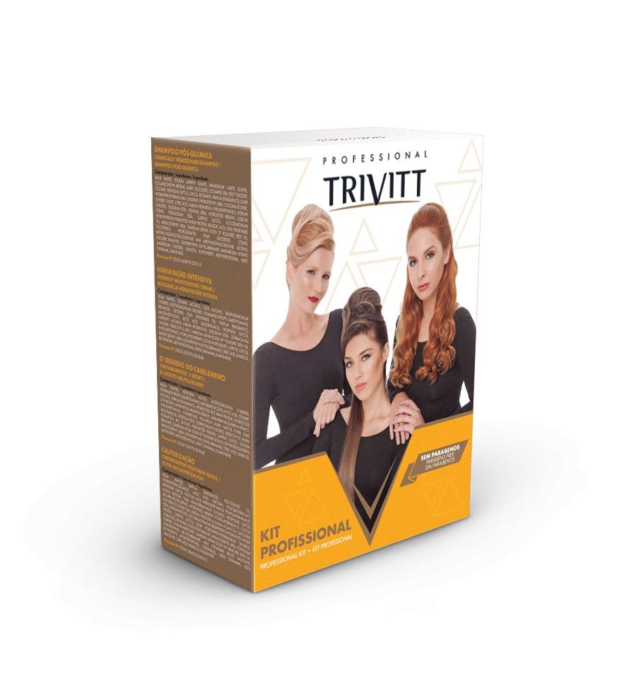 Foto2 - Kit Profissional Trivitt