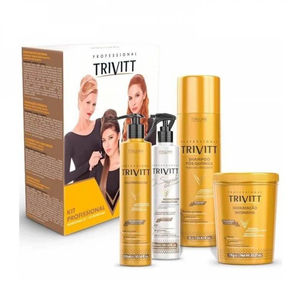 Foto 1 - Kit Profissional Trivitt