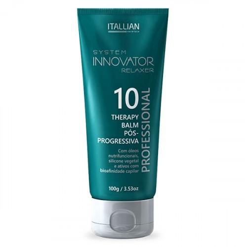 Foto 1 - Protetor Pós-Progressiva Itallian Innovator Therapy Balm 10 100g