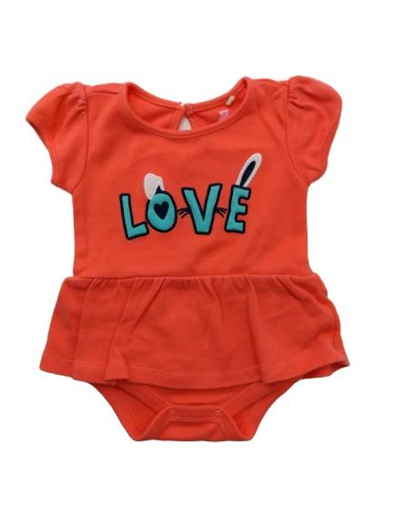Foto 1 - Body Vestido | Baby Club