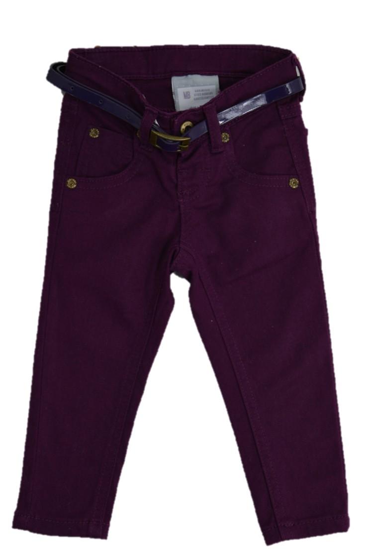 Foto 1 - Calça Color Jeans | Marisol