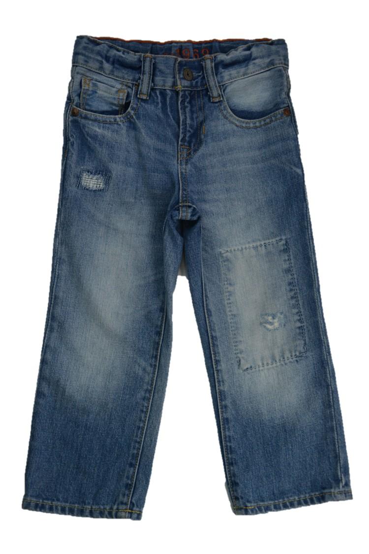 Foto 1 - Calça Jeans   Carter's
