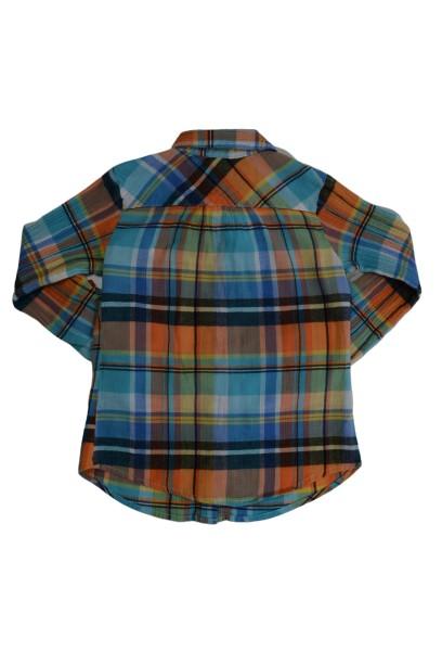Foto2 - Camisa Manga Longa | Gymboree