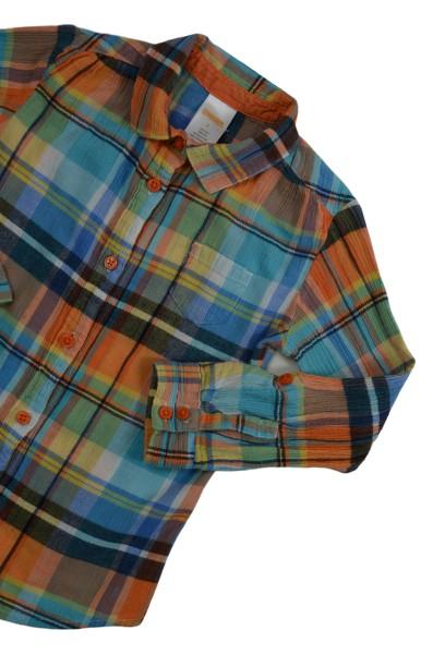 Foto3 - Camisa Manga Longa | Gymboree