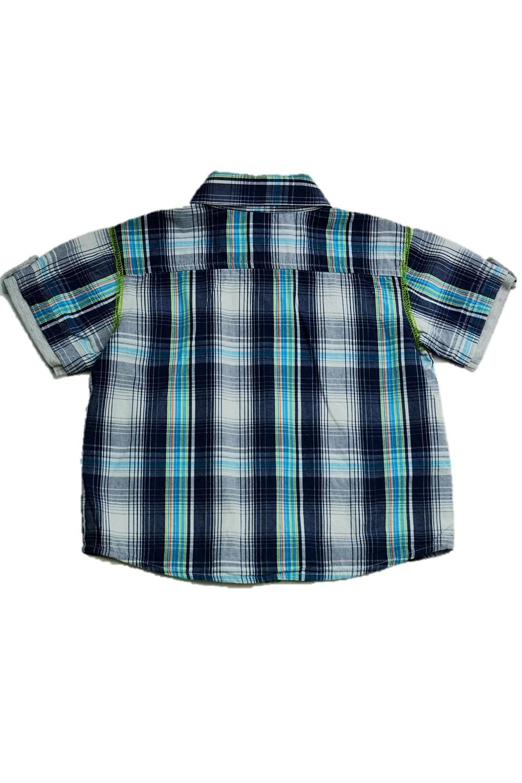 Foto2 - Camisa Manga Curta | Kids Play