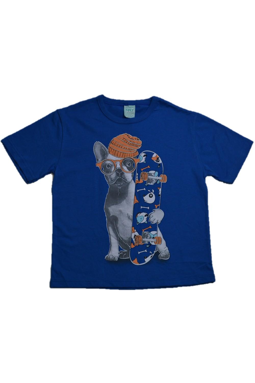 Foto 1 - Camiseta Manga Curta | KiLy - NOVA