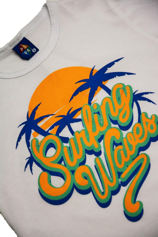 Foto3 - Camiseta Manga Curta | Pipa - NOVA