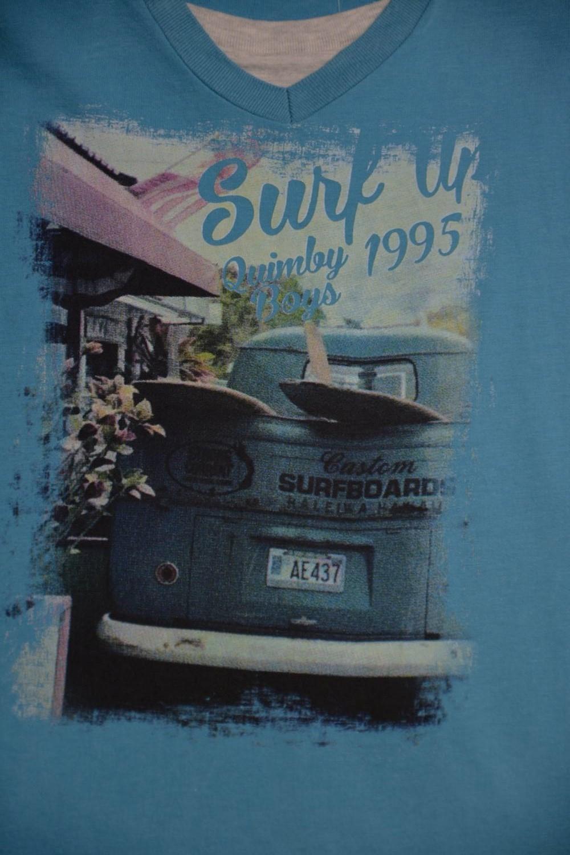 Foto2 - Camiseta Manga Curta | Quimby