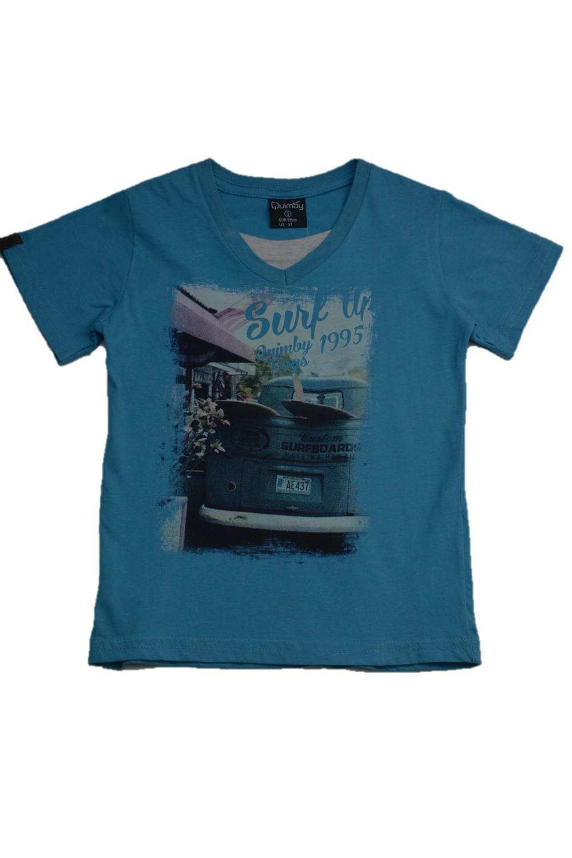 Foto 1 - Camiseta Manga Curta | Quimby