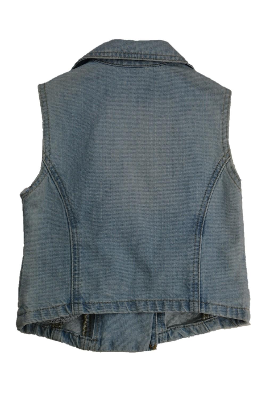 Foto2 - Colete Jeans   Zara Girls