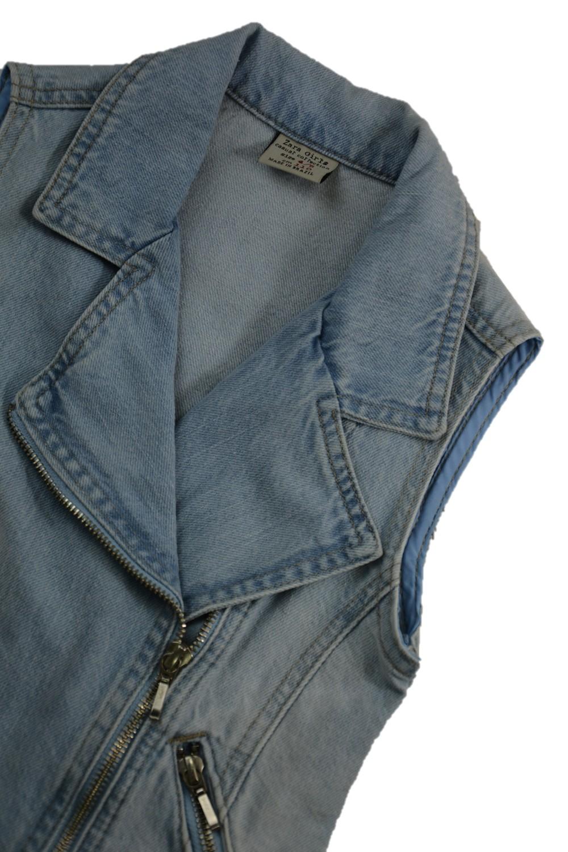 Foto3 - Colete Jeans   Zara Girls