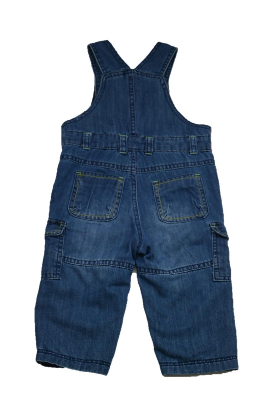 Foto2 - Jardineira Jeans   Orchestra Baby Boy