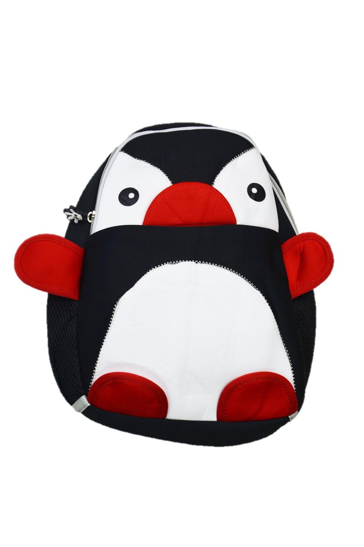 Foto 1 - Mochila Animais Pinguim - NOVA