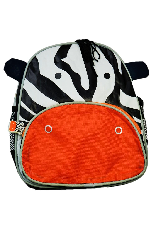 Foto 1 - Mochila Passeio Animais Zebra - NOVA