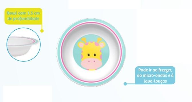 Foto4 - Pratinho Bowl Buba Animal Fun - Buba | 6 + meses - NOVA