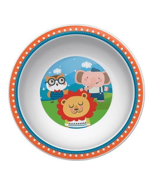Foto 1 - Pratinho Bowl Buba Animal Fun - Buba | 6 + meses - NOVA