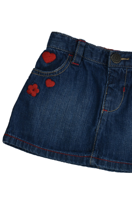 Foto3 - Saia Jeans   Old Navy