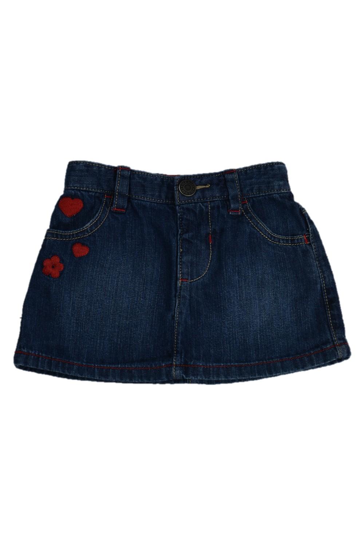 Foto 1 - Saia Jeans   Old Navy