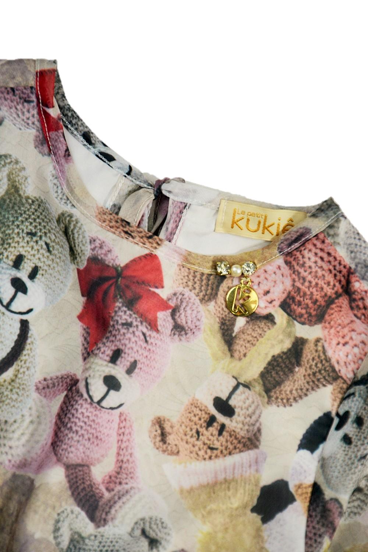 Foto3 - Vestido Estampado | Le Petit Kukiê