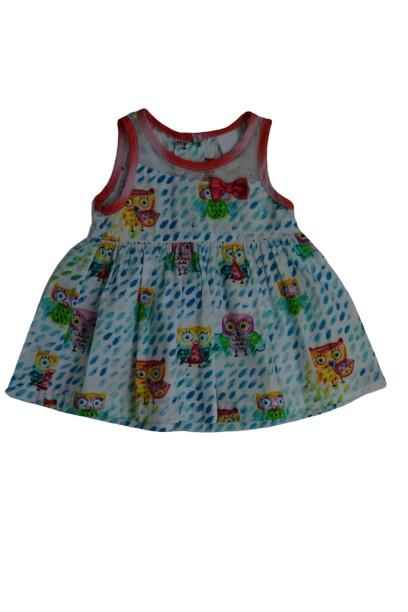 Foto 1 - Vestido Regata | Alphabeto
