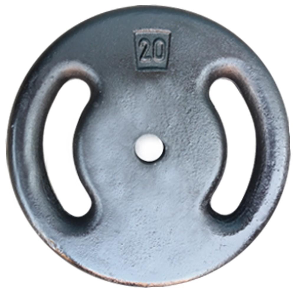 Foto 1 - Anilhas Vazadas para Halteres / barras ou Equipamentos, Academia ou Residência - Fitness Prado