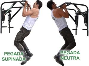 Foto5 - Barra Fixa de Parede que vira Paralela 4X1 Multiuso / Mista. Treine em Casa! Exclusividade no Brasil. - Fitness Prado