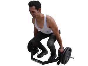 Foto3 - Barra Hexagonal Para Levantamento Terra - Melhor Barra | Fitness Prado