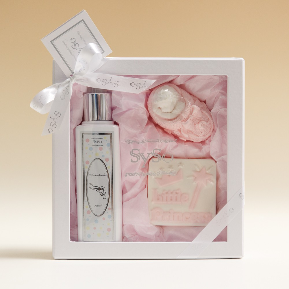 Foto 1 - KIT EM ENF AROMATIZADOR / BEBE DORMINDO/LITTLE PRINCESS