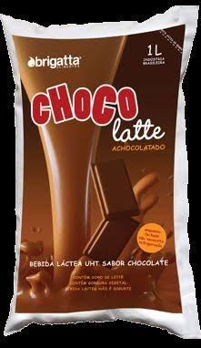 Foto 1 - CALDA PRONTA BRIGATTA CHOCOLATE - CAIXA COM 20 LITROS