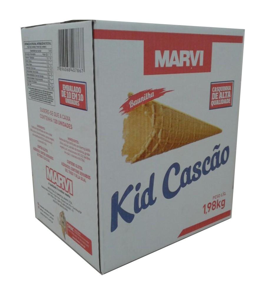 Foto 1 - CASCÃO KID MARVI C/ 120 UNID
