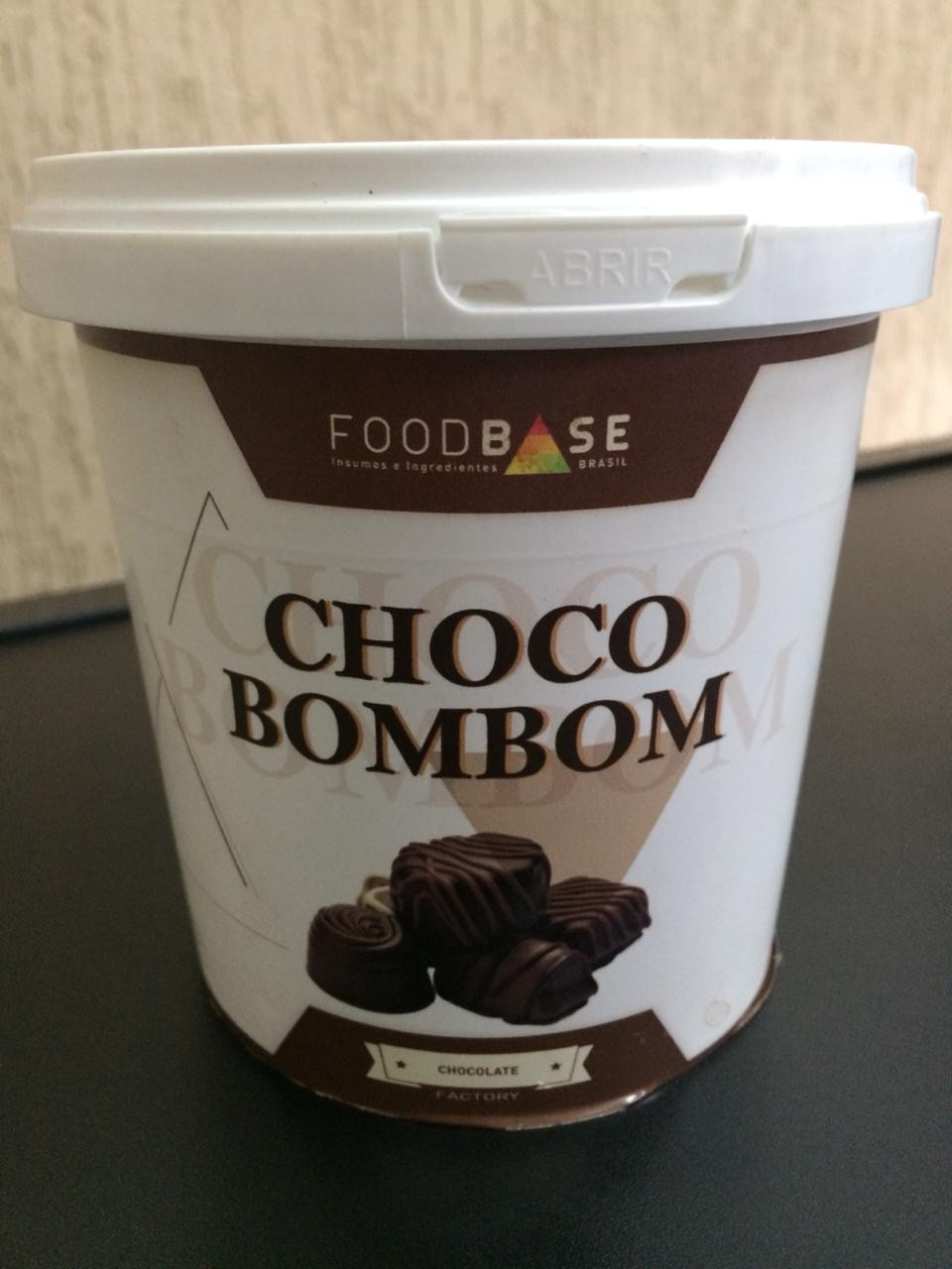 Foto 1 - CHOCOBOMBOM C/ 1KG
